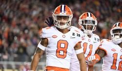 Clemson projections all over the board a week from NFL draft