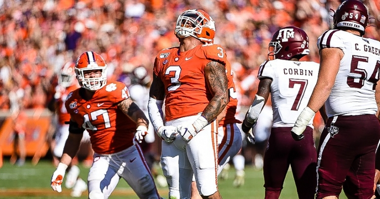 Clemson gains No. 1 votes in latest Coaches Poll