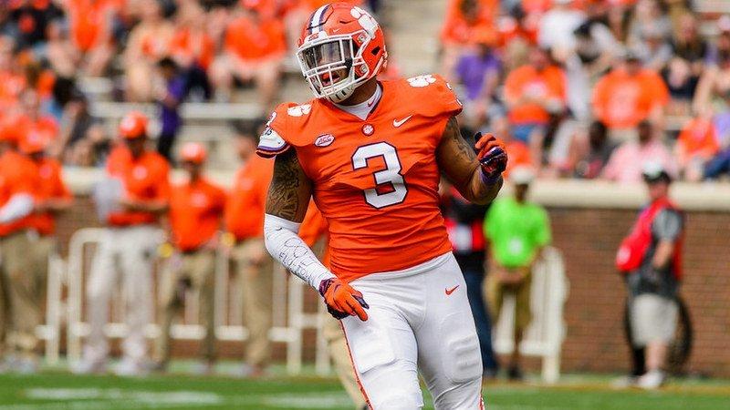 Xavier Thomas: Doubt fuels the motivation for the defensive line - TigerNet.com
