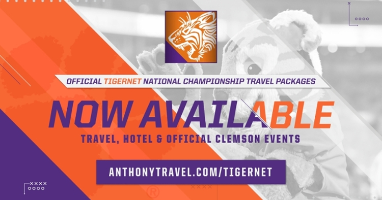 Reserve your trip to the CFP National Championship Game