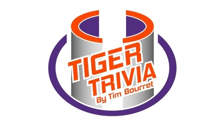 The app can be found in the Apple app store currently by searching 'Tiger Trivia by Tim Bourret.'