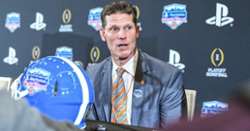 Venables not looking elsewhere, loves feeling