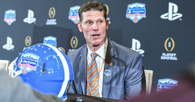 Venables has been offered other jobs but feels valued at Clemson.