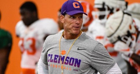 Venables says the Cavaliers like to get their best players in space.