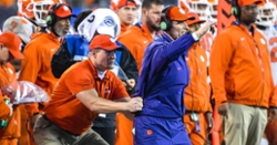 Swinney says Clemson is special, making it hard for coaches to leave