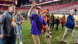 Brent Venables, the humane society, and a bunch of mutts named Roy