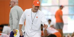 Venables says freshmen are an ambitious group that's