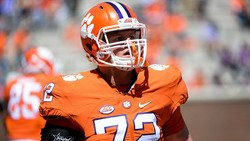Injuries force Clemson OL to retire, will student coach