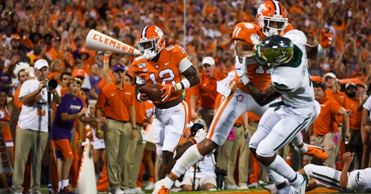 Clemson DB to miss Senior Bowl with hamstring injury