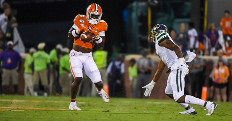 Clemson stays a clear No. 1 in AP Top 25