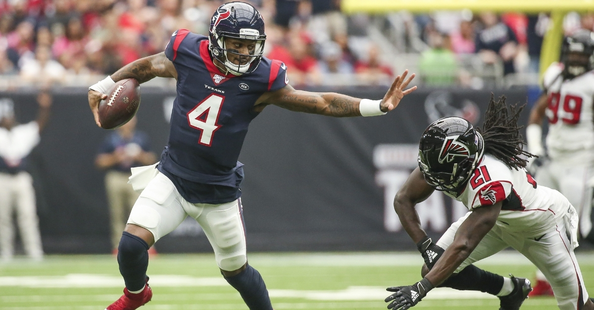 Deshaun Watson named AFC Offensive Player of the Week - TigerNet.com
