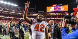 Clemson draft notes on six selections in 2019 NFL Draft