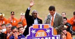 Clemson coach will be inducted to Alabama Sports Hall of Fame this weekend