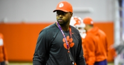 Former Clemson WR hired as WR coach at USF