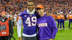 Former Clemson DE named ACC's Piccolo Award winner