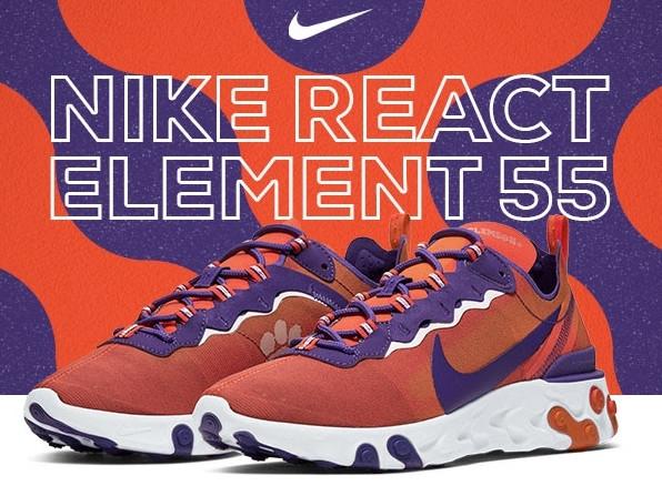 New Clemson Nike Shoe