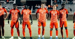 Clemson ranked No. 1 in Men's Soccer