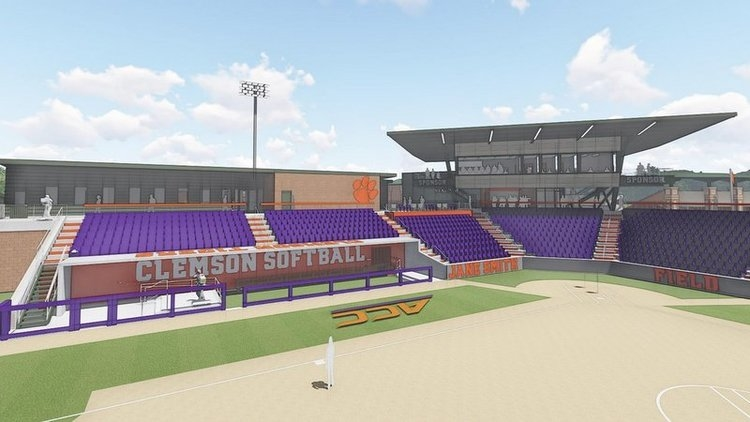 Construction on the stadium is expected to be completed this fall