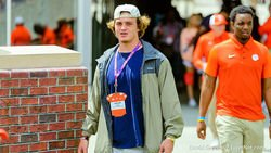 Clemson signee has emergency appendix surgery