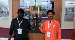 Nation's No. 1 wide receiver recaps cross-country Clemson visit