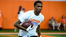 Four-star Florida receiver says Clemson in his list for top schools
