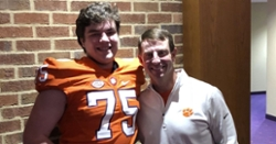 2020 Alabama lineman commits to Clemson