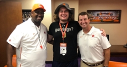 Clemson commits says Tigers' 2021 class