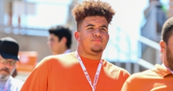 "Four-star Florida OL on Clemson: ""That's where Marcus is meant to be"""