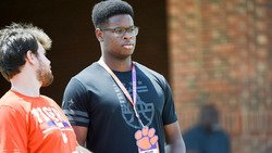 Galaxy of stars descends on Clemson for big recruiting weekend