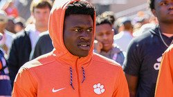 Clemson in top schools for 4-star APB