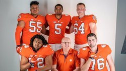 Four-star OL sees the future of Clemson football at the spring game