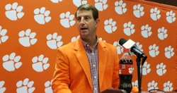 Swinney says Tigers'