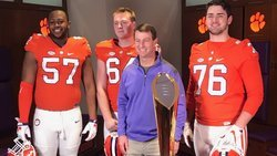 Clemson recruiting rankings for 2019 class