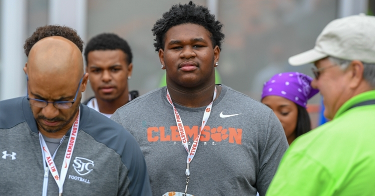 Clemsno has built one of the nation's top interior D-line classes.