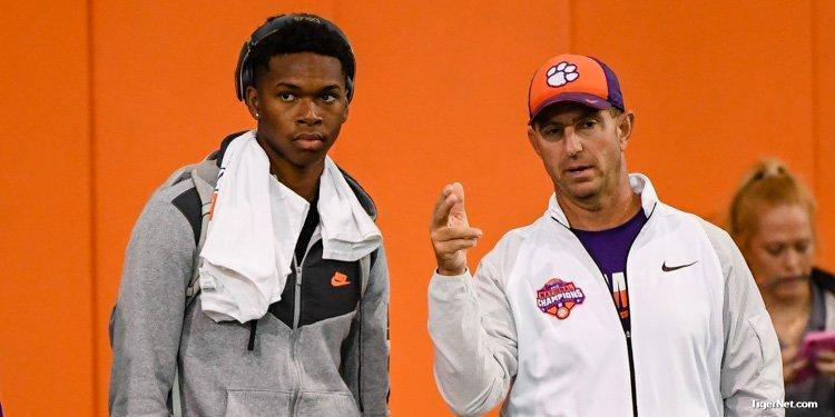 Looking Ahead: 4-star receiver EJ Williams previews Saturday announcement - TigerNet.com