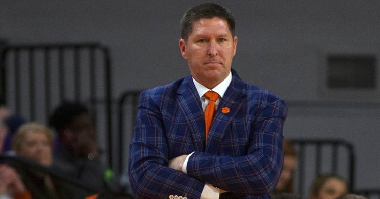 Brad Brownell and the Tigers' postseason hopes are fading (Photo: Josh Kelly / USATODAY)