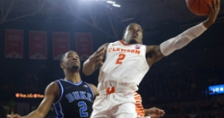 Clemson projected in early ESPN NCAA Tournament bracket