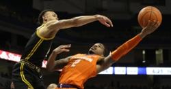 Clemson men's basketball named national team of week