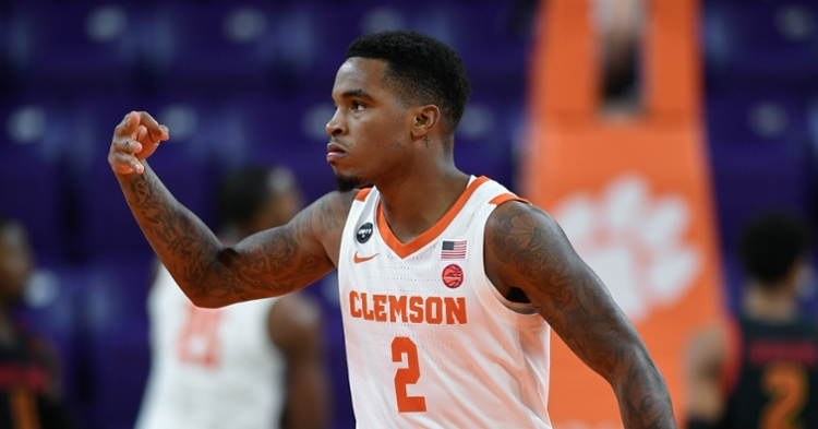Clemson is going for a fifth major-conference win in six games. (ACC photo)