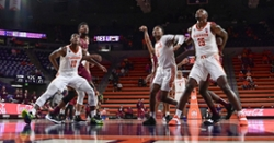 Nick Honor scores 13 second-half points as Tigers down No. 18 FSU