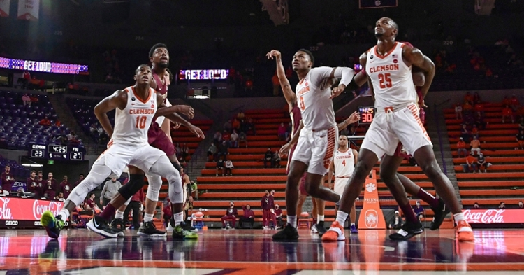 Clemson topped No. 18 FSU on Tuesday (ACC photo).