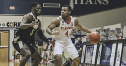 Clemson men's basketball rejoins AP Top 25
