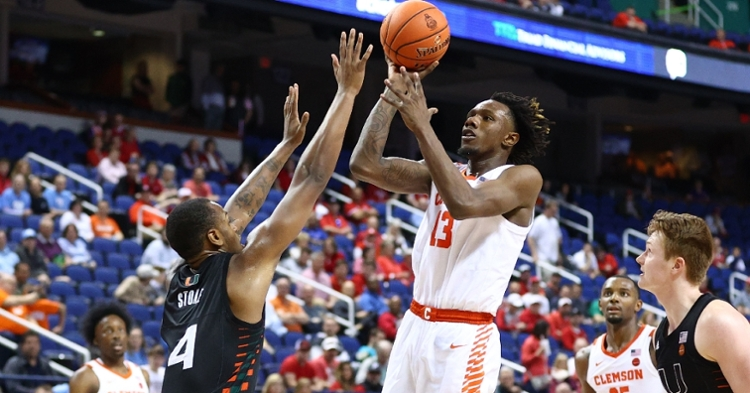 Tevin Mack's final college game was the win over Miami on Wednesday. (Photo: Jeremy Brevard / USATODAY)
