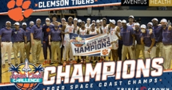 Simms, Honor lead Clemson to Space Coast Challenge Championship