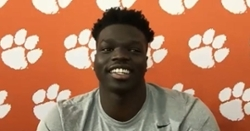 WATCH: Clemson Monday player, coordinator interviews