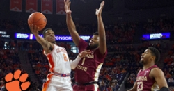 WATCH: Dawes hits game-winner for amazing finish as Tigers upset No. 6 FSU