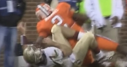 Throwback Thursday: DeAndre McDaniel brings the boom after pick vs. FSU