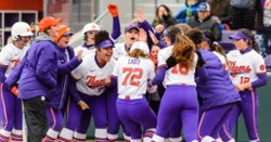 PHOTOS: Clemson Softball vs Michigan State II