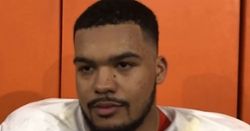 WATCH: Clemson players after Friday's practice