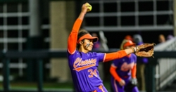 PHOTOS: Clemson Softball vs Michigan State